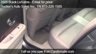 2005 Buick LeSabre for sale in Nashville, TN 37207 at the Ru