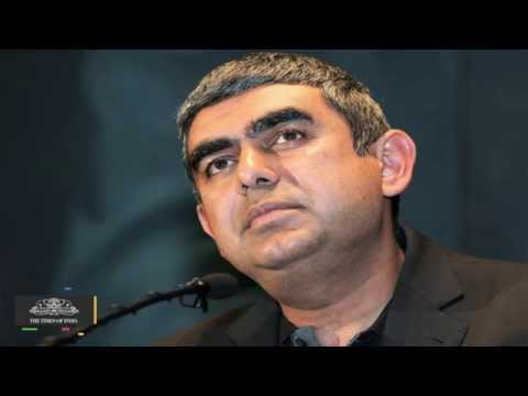 Infosys CEO Vishal Sikka: Indians Don't Speak Up, Just Follow Orders - TOI