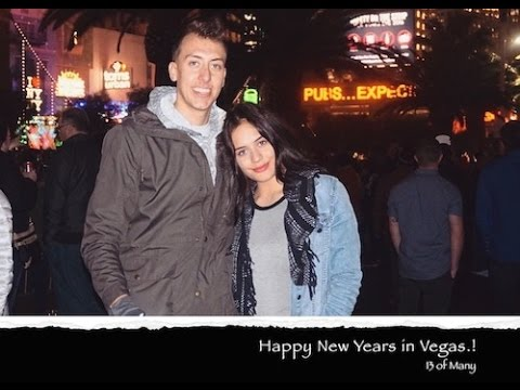 Happy New Years in Vegas // 13 of Many
