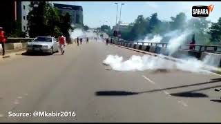 Gunshots Rock Abuja Again As Shi'ites' Protest Enter Day 3