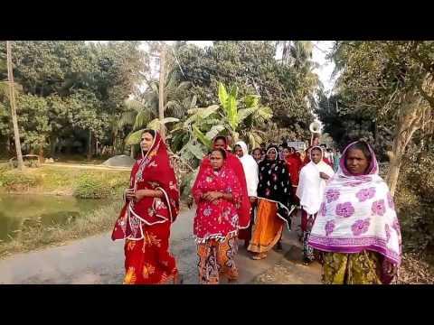 Land movement against Mamata Banerjee government