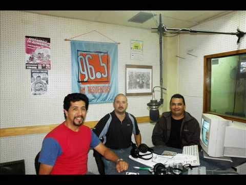 FOTOGRAFO VENEZOLANO VICTOR MARQUEZ Entrevista en Radio Residencias FM Mar del Plata Argentina