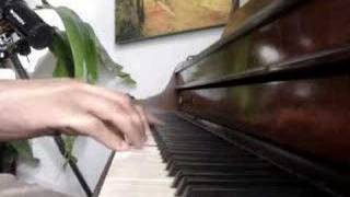 Death Cab for Cutie - Marching Bands of Manhattan (Piano)