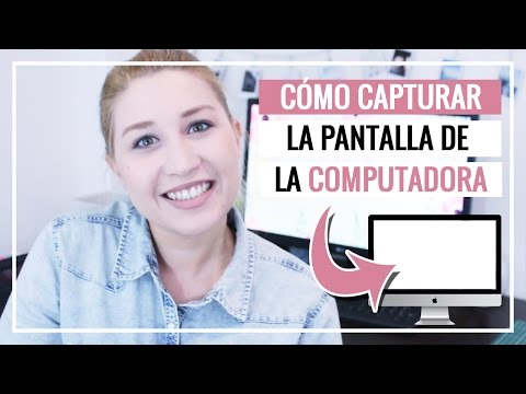 CÓMO CAPTURAR LA PANTALLA DE LA PC EN VIDEO (FÁCIL) 2016 - SONIA ALICIA