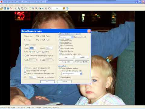 DownLoad Image Resizing Software And Resize Image