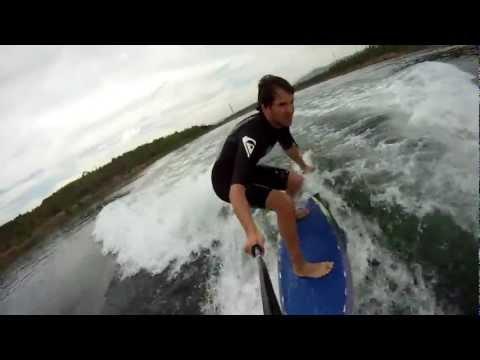 surfing Matylda, Czech Republic