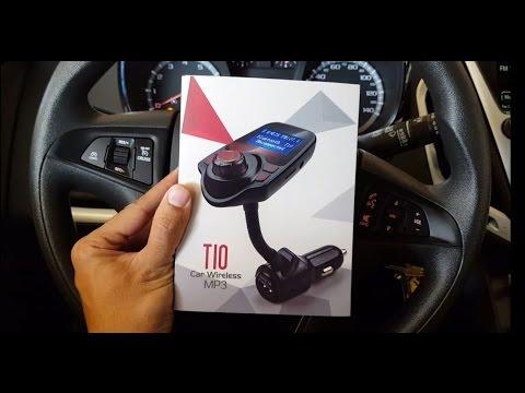 Otium T10 FM Transmitter Review
