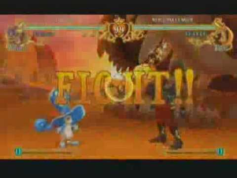 Battle Fantasia |