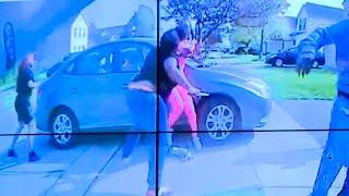 video: Black teenage girl in Ohio 'shot dead by police' as Derek Chauvin jury returns verdict