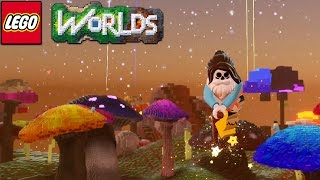 Lego Worlds - Fungus Forest [11]