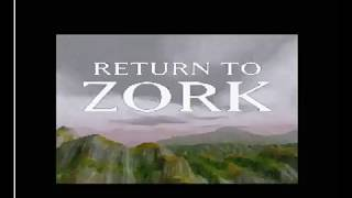 Return to Zork PC-9821 AUTODEMO NP21/W