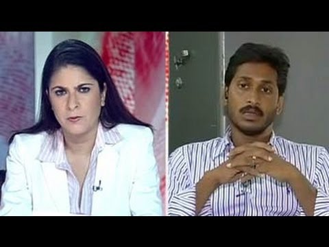 Charges against me began after I left Congress: Jagan to NDTV