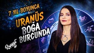 Uranüs Boğa'da Burçlara Etkisi 6 Mart 2019-26 Nisan 2026