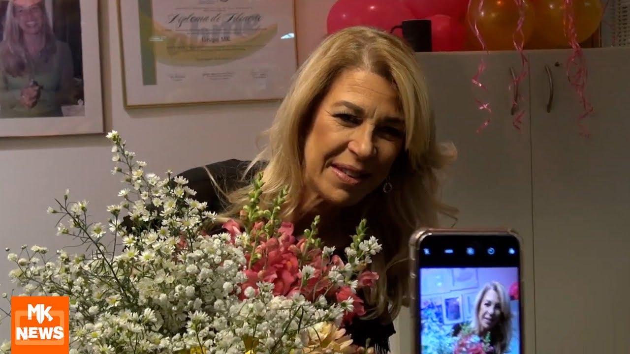 Cristina Xisto - Festa de Aniversário na MK (#MKnãoPARA)