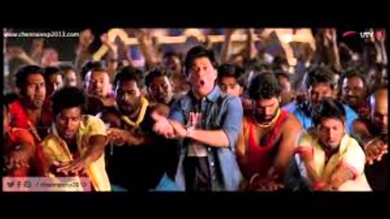 Chennai express 1234 get on the dance floor youtube for 1234 get on the dance floor hd video