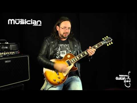 Melbourne Guitar Show Tip: Playing without a pick by Peter Hodgson