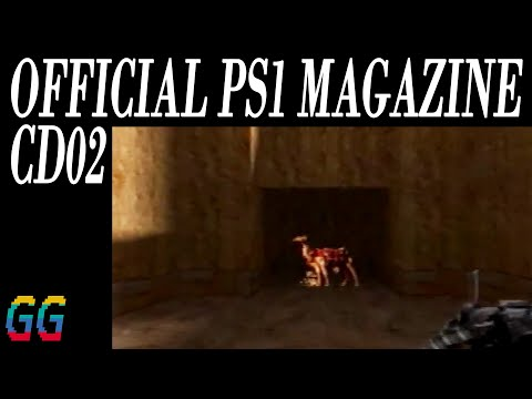 Official PS1 Magazine CD02 1997