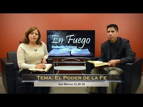 """NUEVO PROGRAMA DE TV """"En Fuego"""" - #16 Max Ramírez - El Poder de la Fe"""
