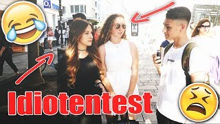 IDIOTENTEST - WAS ERGIBT 2+2x2 ? | 90% FAIL 😱 | MARLON