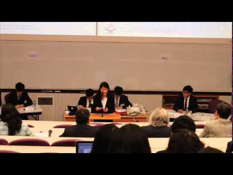The 1st Hong Kong Legal Education Forum - Preliminary Round