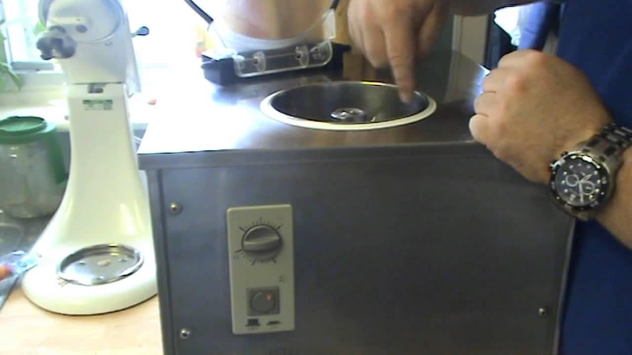 Ice cream machine robot coupe g3500 youtube - Robot coupe ice cream maker ...