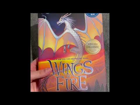 Wings of Fire Book 14 The Dangerous Gift Review!!!