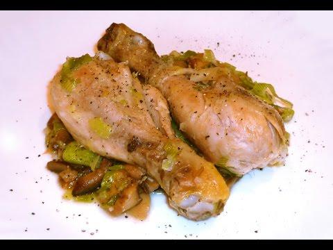Диетическая курица рецепт в духовке