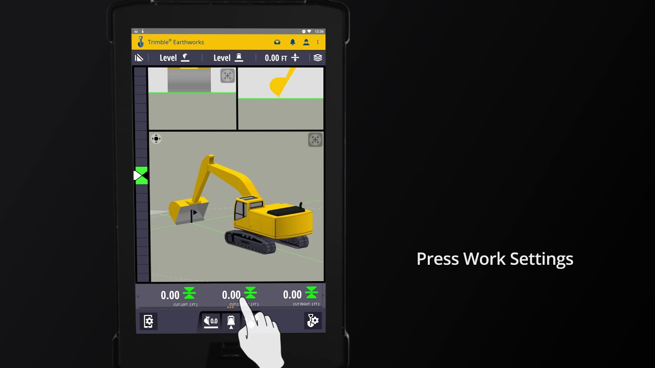 machine control – SITECH Constructions Systems