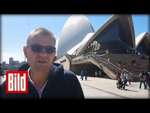 Halbzeit-Pause in Sydney - In 124 Stunden um die Welt - Teil 7
