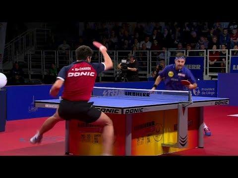 2017 Men's World Cup (Ms-Final) BOLL Timo Vs OVTCHAROV Dimitrij [Full Match/English|HD1080p]