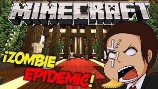 ¡EL JEFE FINAL! | Zombie Epidemic | EP2