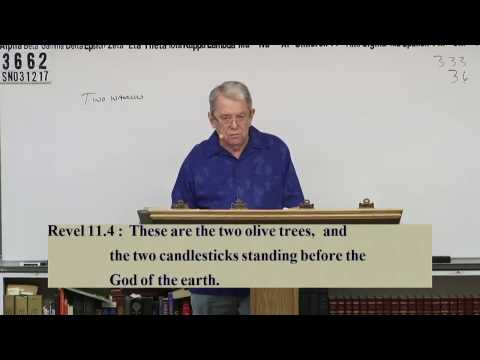 #3662 Millennium- Satan Is Forbidden From Deceiving The Nations (Gentile Elect Church) For 2,000 Yrs