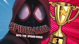 Into the Spider-Verse is the #1 Animated Movie of 2018