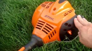Long Term Review of 5 Stihl Trimmers - Stihl's Current Lineup(Vid request for myawesomestihl and for everyone whose in the market for a Stihl trimmer. In this vid, I give a long-term vid review of the 5 models I own after ..., 2013-08-29T05:20:53.000Z)