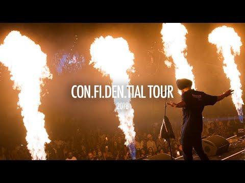 Confidential Tour UK 2018 | Diljit Dosanjh|Famous Studios