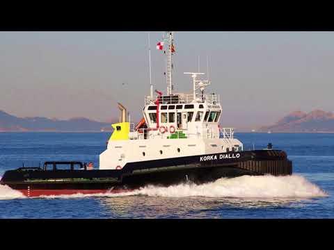 """Puerto de la ciudad de Vigo Galicia Capital de """"As Rías Baixas"""" Industria Naval"""