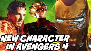 Avengers 4 New Theories about Living Tribunal after Avengers Infinity War