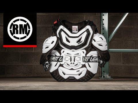 Leatt 5.5 Pro Motocross Roost Deflector