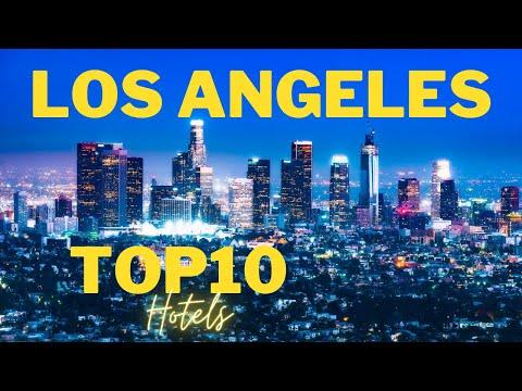 Top10 Hotels in Los Angeles, CA   Best Luxury hotels in Los Angeles