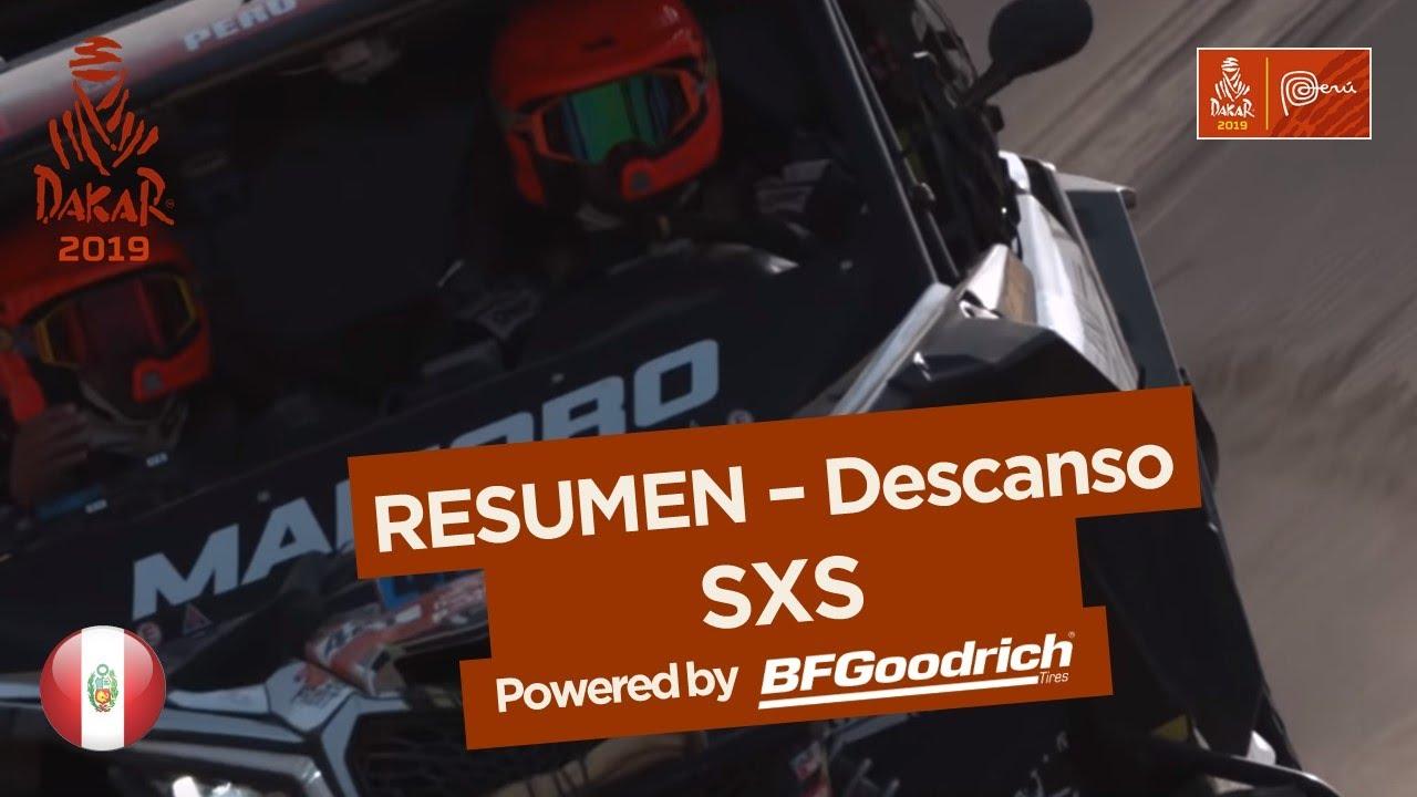10ac00353 Resumen - SxS - Jornada de descanso (Arequipa / Arequipa) - Dakar 2019