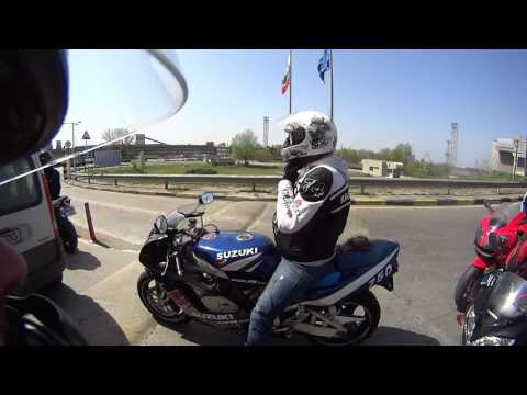 Motorcycle Ride - MotoGroup Bercenarii MC / Ruse Bulgaria