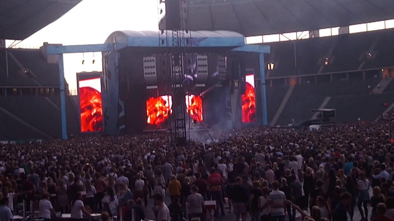 Tickets Ed Sheeran Berlin
