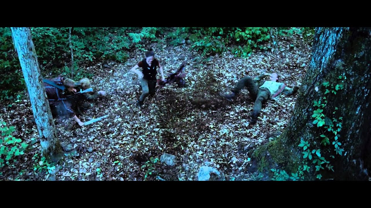 Tracker Jacker Scene The Hunger Games Youtube