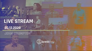 20 December 2020 || Sunday Live Stream