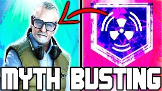 CAN YOU DOWN GEORGE WITH PHD FLOPPER??!! // BLACK OPS 4 ZOMBIES // MYTH BUSTING MONDAYS #29