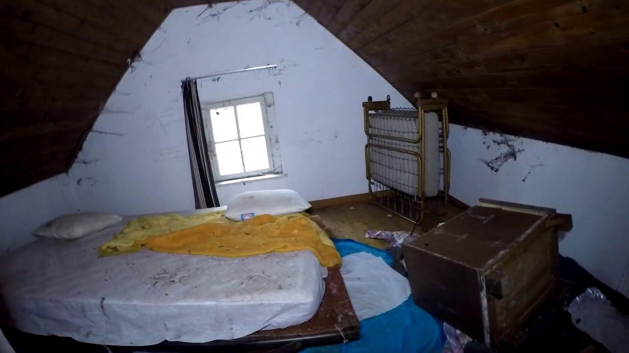 Lost Places Das Kleine Haus im Wald mein kleinster