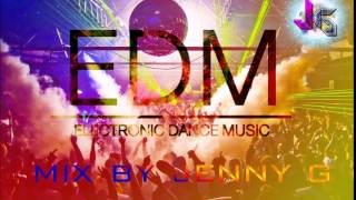 MIX EDM BY JENNY G