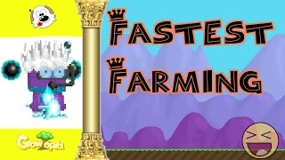 Growtopia - Fastest Farming