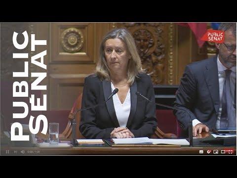 Mort de Jacques Chirac : l'hommage spontané des sénateurs