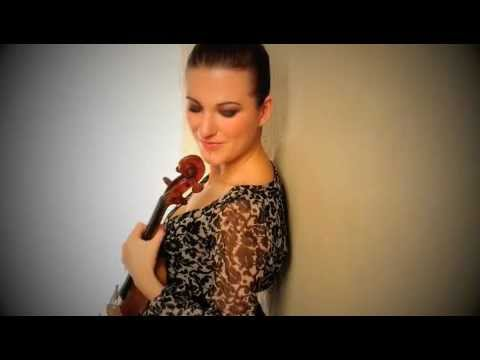 Bartók  - Sonata For Solo Violin, Presto - Alda Dizdari